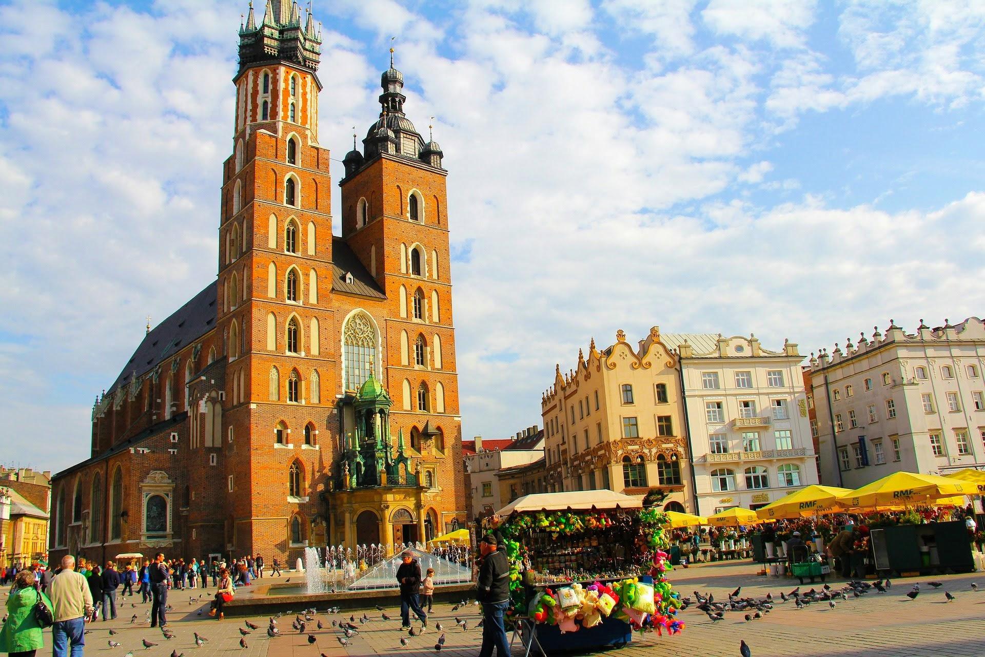 Kraków wycieczka szkolna dwudniowa
