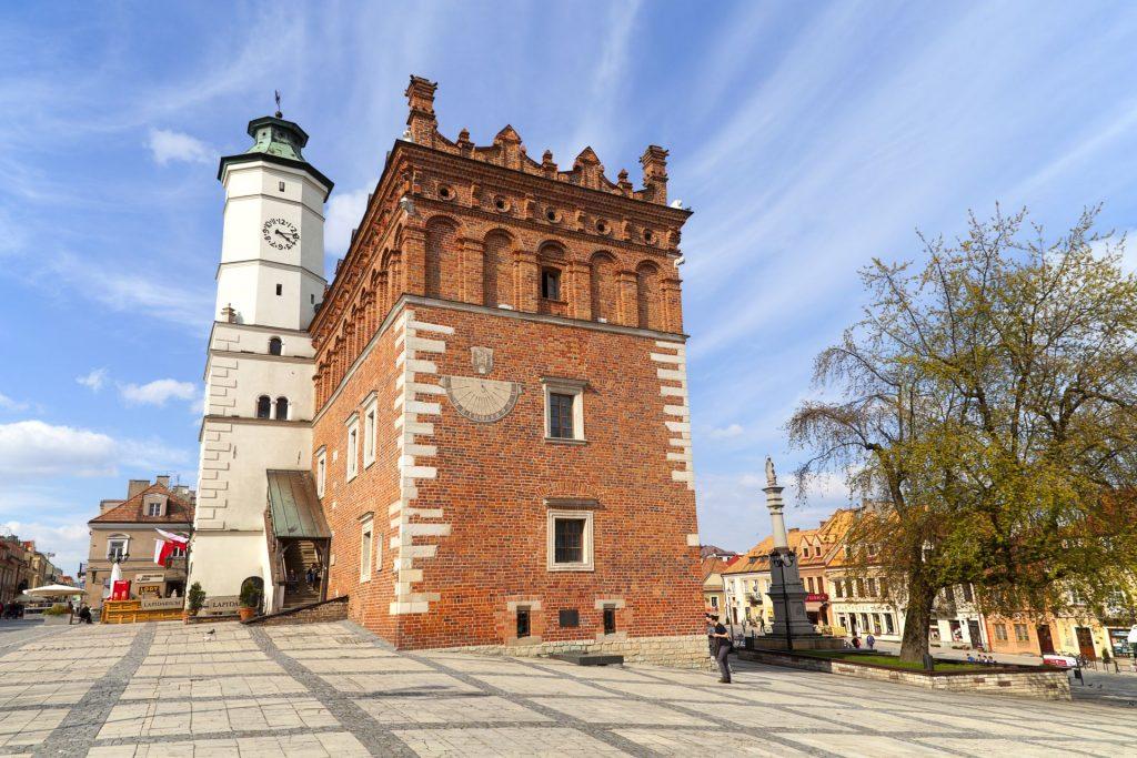 Sandomierz szlak renesansu