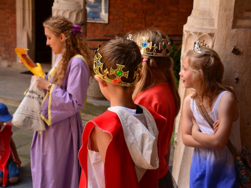 wycieczka szkolna jednodniowa średniowieczny Kraków