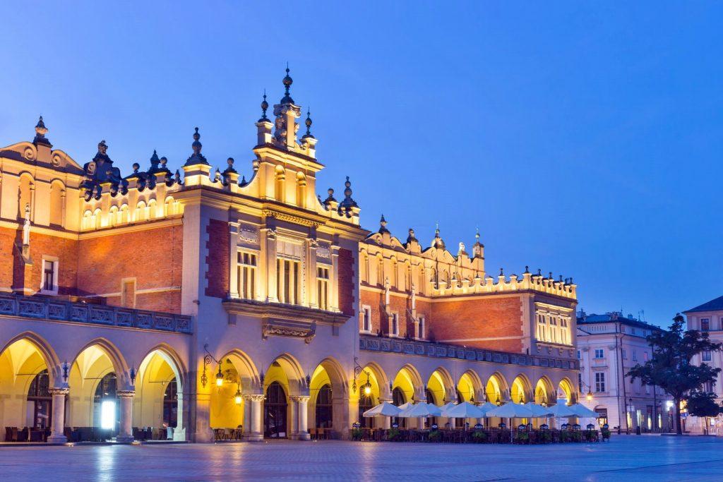 Kraków wycieczka firmowa