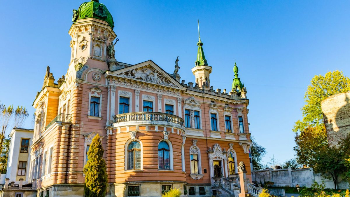 Lwów, Ukraina