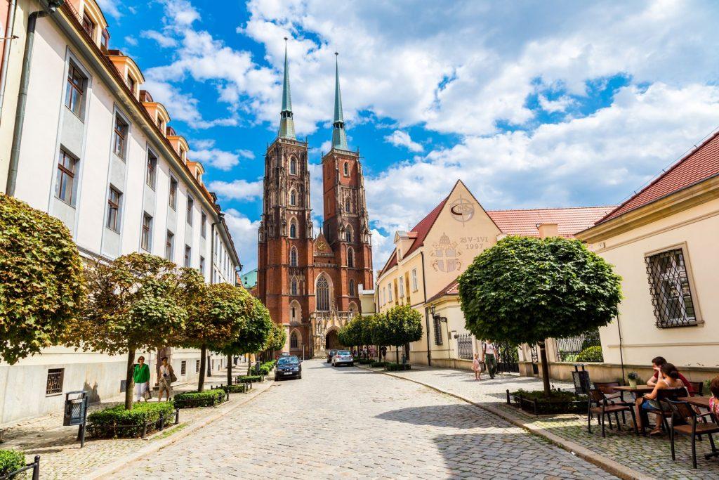 katedra we wrocławiu na wycieczce dwudniowej