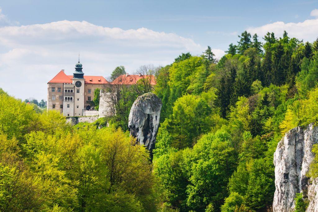 Pieskowa Skała zamek