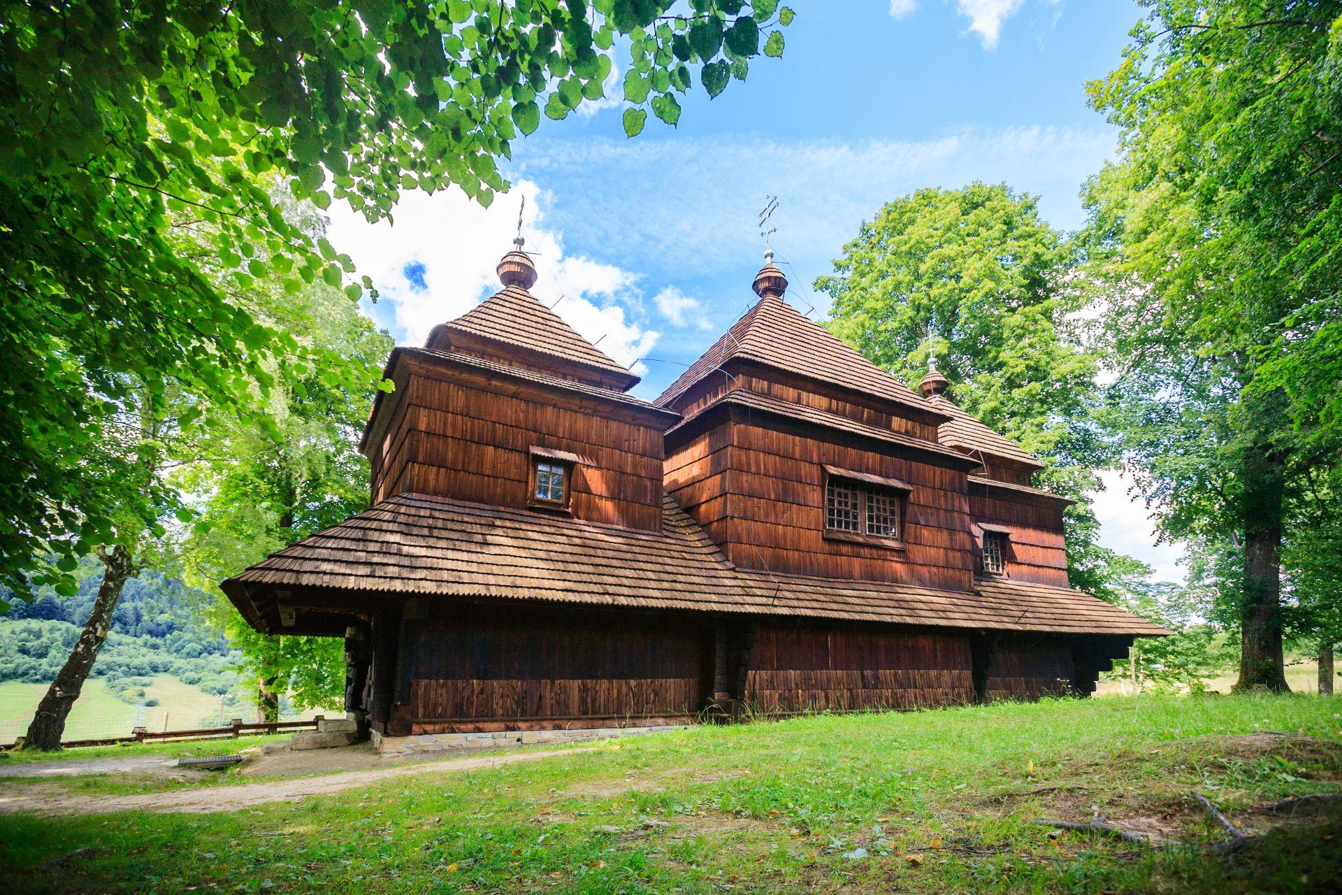Smolniki, cerkiew św. Michała Archanioła