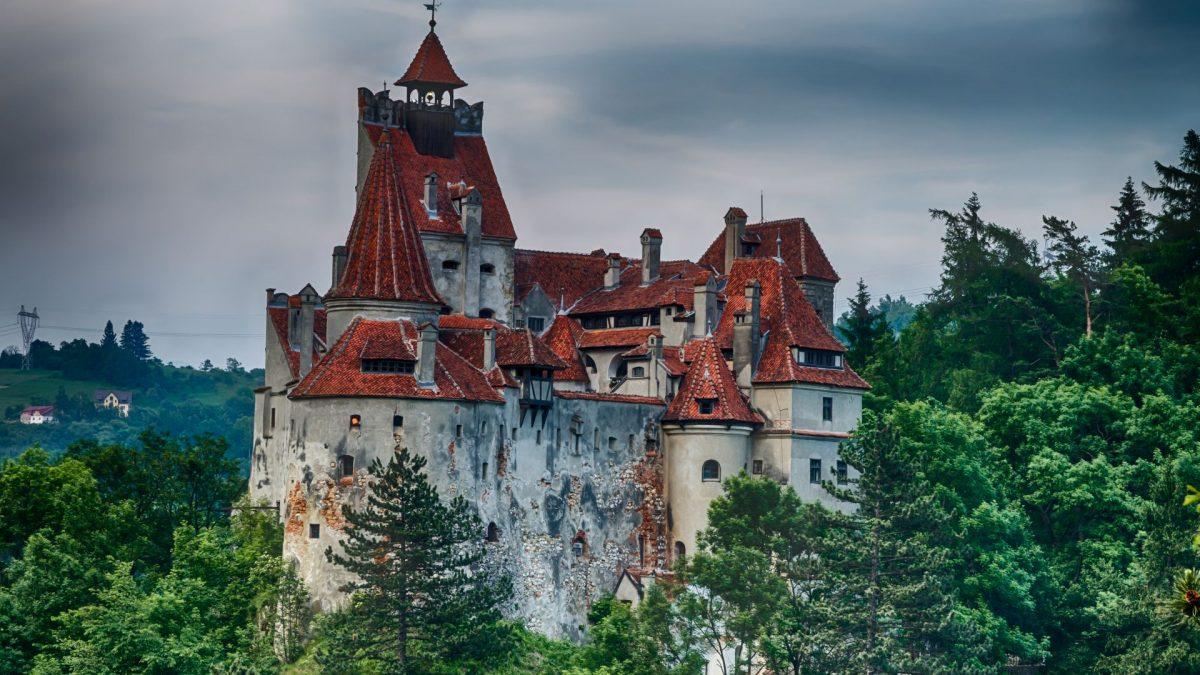 Bran - zamek Drakuli