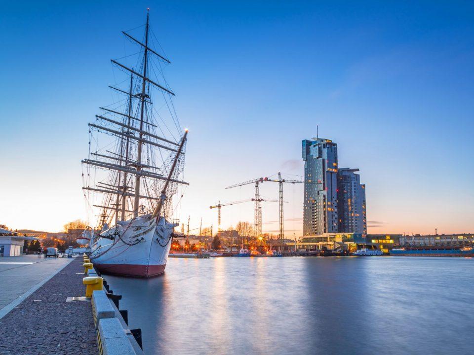 Dar Pomorza - Gdynia